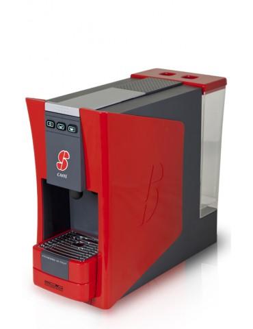 Macchina da caffè S.12 Giugiaro - Rossa