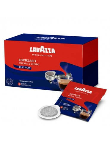 50 cialde ESE 44mm Lavazza...