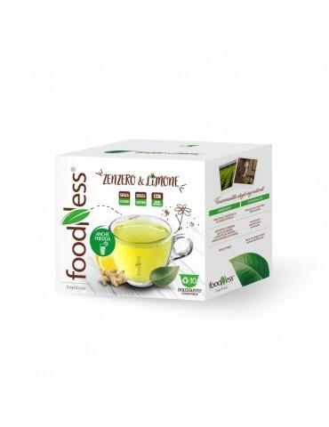 10 Capsule FoodNess -...