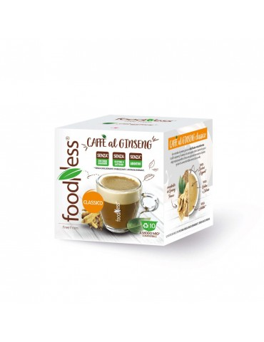 10 Capsule FoodNess - Caffè...