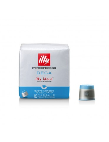 18 Capsule Illy...