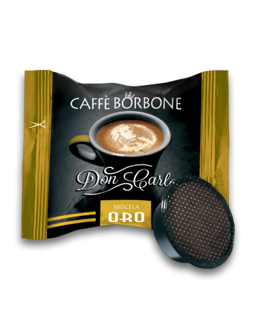 100 Capsule Don Carlo Caffè...