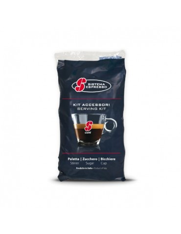 Essse Caffè - Kit accessori...